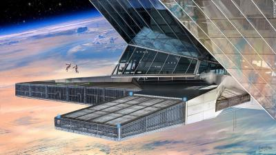 Asgardia, the world's first 'space nation' - CNN Style