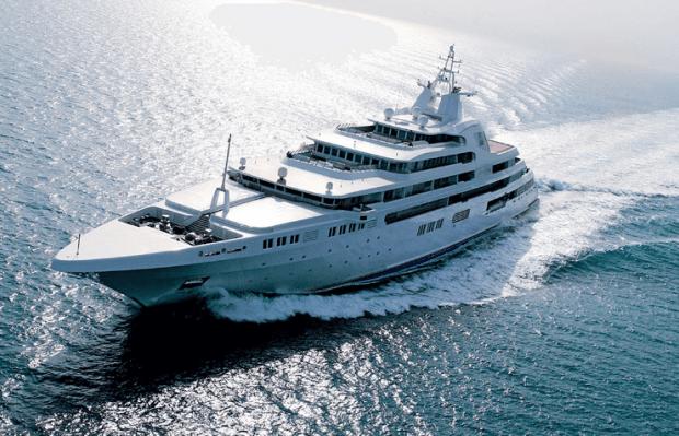 Dubai - Yacht