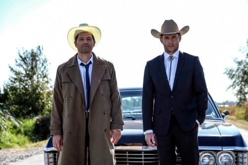 Medium Of Supernatural Season 13 Episode 18