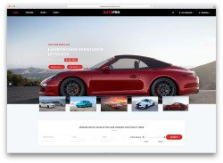 Fantastic It Serves All Car Repair Dealerships Auro Is A Wordpress Me That Is Focused On Vehicle Car Automotive Wordpress Mes 2018 Colorlib