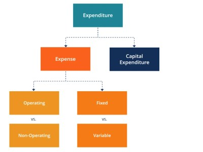 Expenses - Definition, Types, and Practical Examples