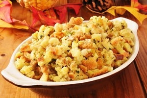 Cornish Hens with Cornbread Stuffing | KitchMe