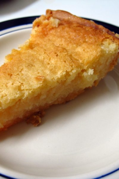 Buttermilk Chess Pie | KitchMe