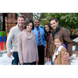 Small Crop Of Christmas In Homestead Cast