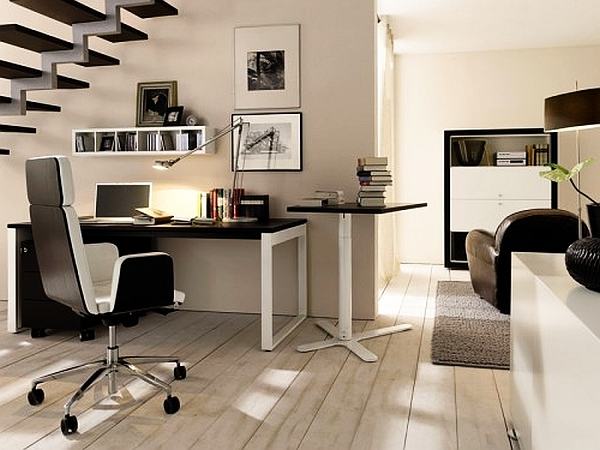 view gallery home office desk. Home Office Desk Ideas View In Gallery And Furniture 20 Decorating For A Cozy Workplace