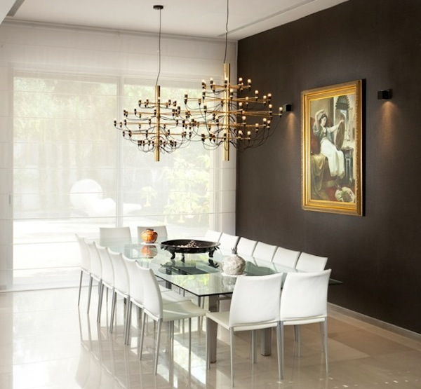 Perfect Dining Room Paint Ideas With Accent Wall View In Gallery For Inspiration