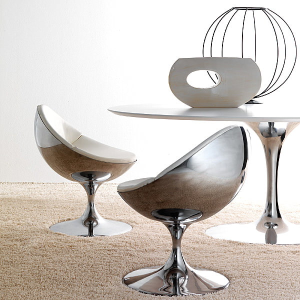 view in gallery contemporary metal table and chairs furniture o