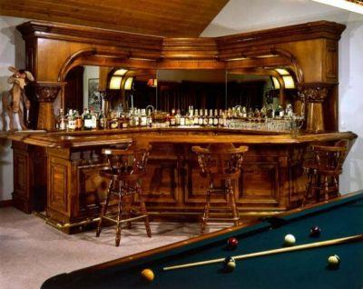 40 Inspirational Home Bar Design Ideas For A Stylish ...