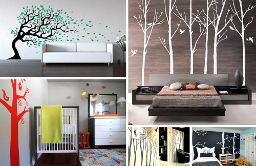 Medium Of Tree Wall Decal