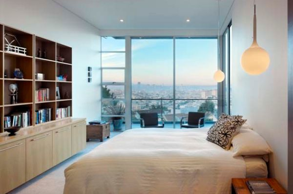 T View In Gallery Pendant Lights The Bedroom Save Up On Precious Leg Room