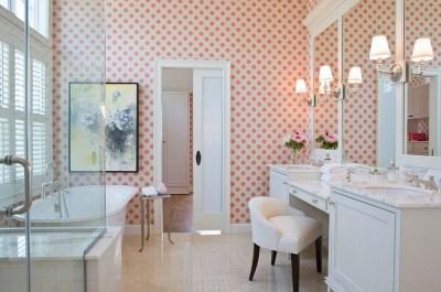 Feminine Bathrooms Ideas, Decor, Design Inspirations