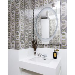 Small Crop Of Wallpaper For Bathrooms