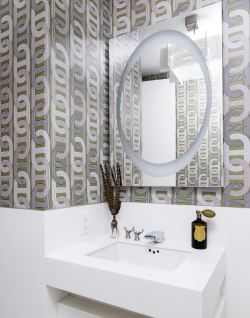 Small Of Wallpaper For Bathrooms
