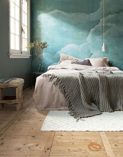 15 Soothing Bedrooms That Take Inspiration from the Clouds