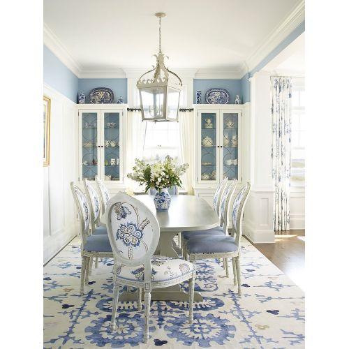 Medium Crop Of Blue Dining Room