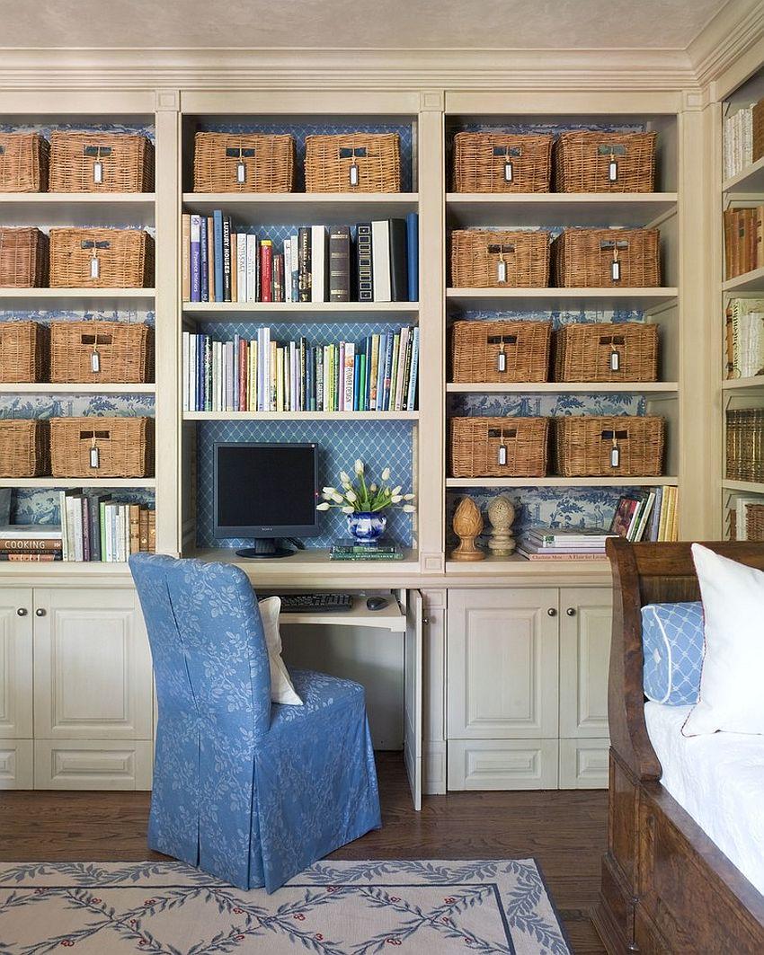 Fullsize Of Office Area In Living Room