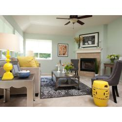 Small Crop Of Living Rooms Interior