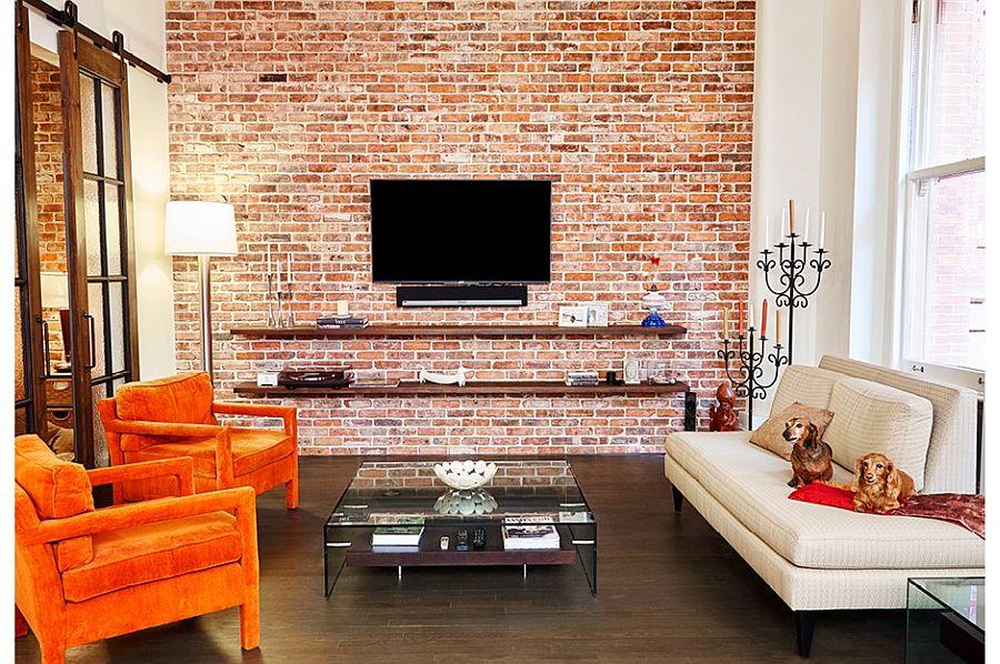 in gallery furniture the brick