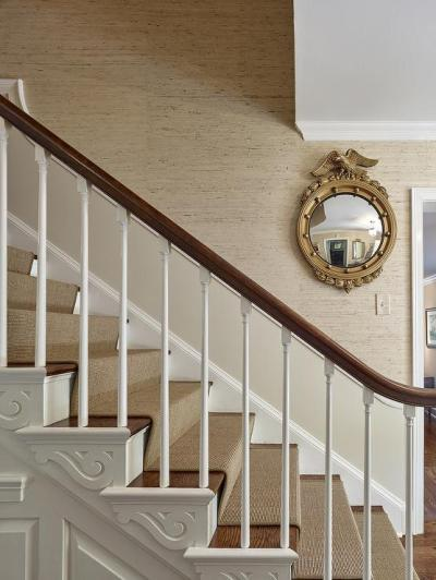 White Staircase Spindles Design Ideas