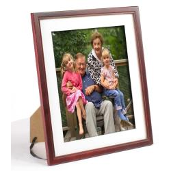 Gorgeous X Frames Mahogany Finish Mat 8 X 10 Frames Cheap 8 X 10 Frames Michaels