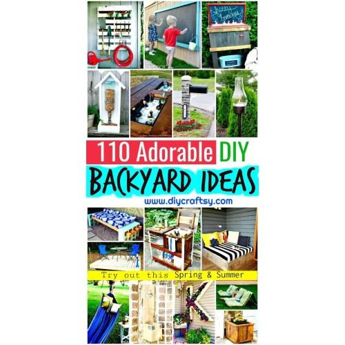Medium Crop Of Backyard Projects Ideas