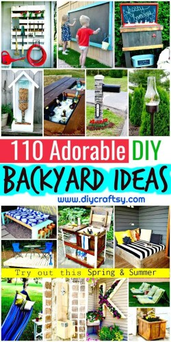 Small Of Backyard Projects Ideas