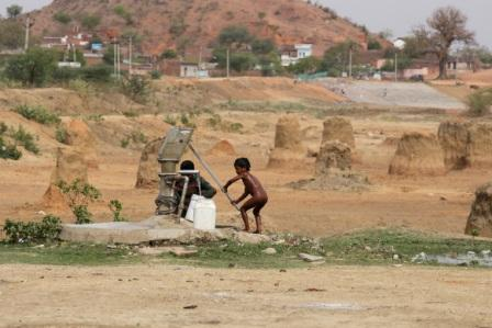 Satyarthi said Maharshtra and Madhya Pradesh had been severely affected by drought and these two states constituted more than half of the number of missing children Credit: Vikas Choudhary