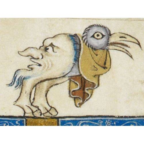 Medium Crop Of Weird Medieval Art