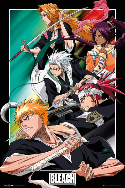 Bleach   Group Poster   Sold at Abposters com Bleach   Group Poster