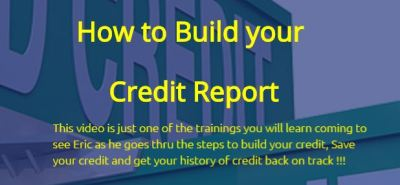 How to build your great credit report Tickets, Sat, Apr 16, 2016 at 9:00 AM | Eventbrite