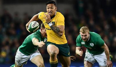 Israel Folau Snubbed €600k Offer From Rugby Australia To ...