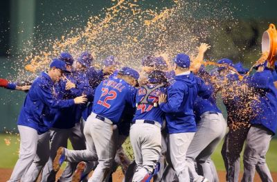 Theo Epstein rewards Cubs' baseball operations for success