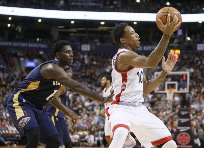 New Orleans Pelicans vs. Toronto Raptors: what to watch for