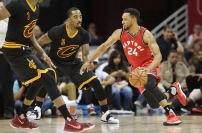 Raptors vs Cavaliers, Pt. 2: better bench belongs to....