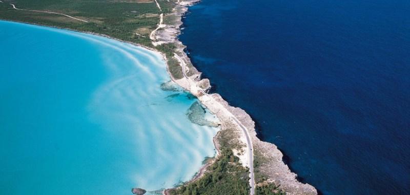 3. Карибское море и Атлантический океан река, течение