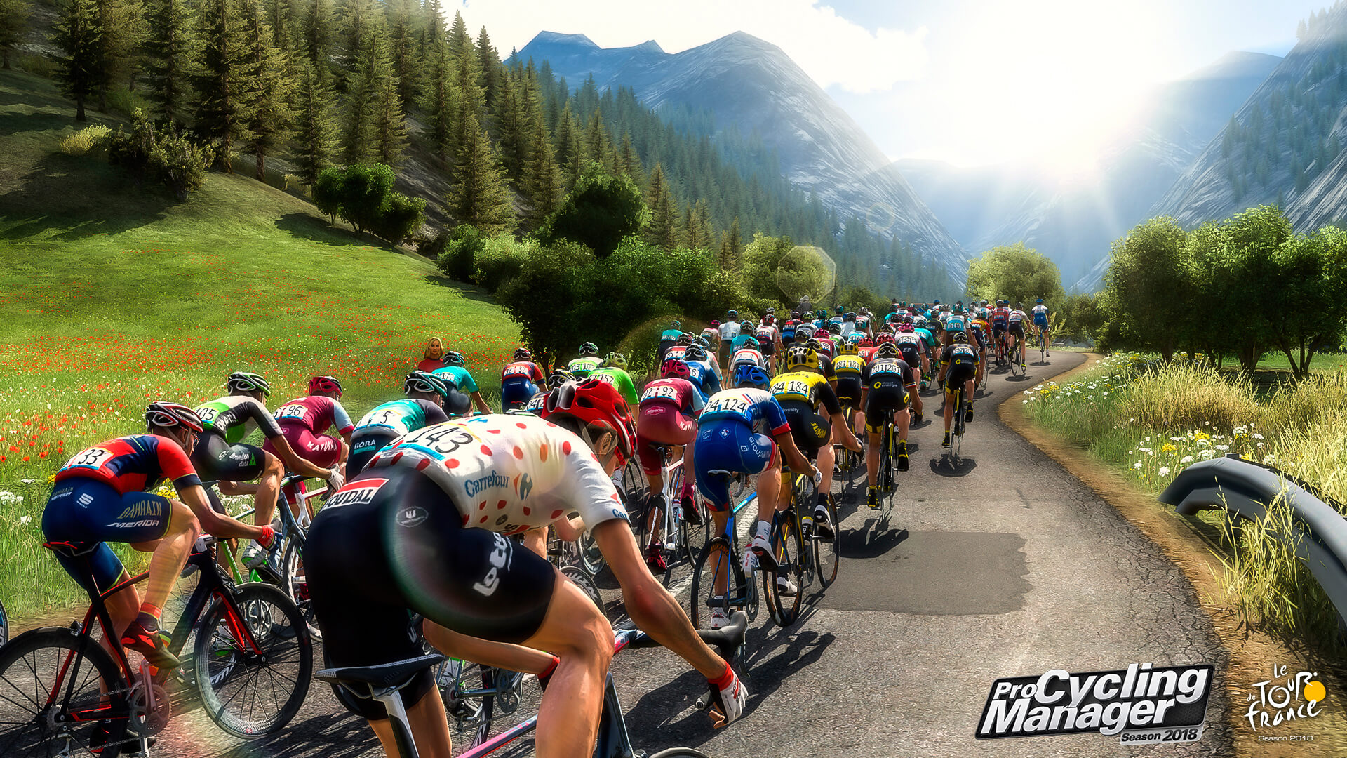 News   Focus Home Interactive The official Tour de France 2018 video games unveiled in new images