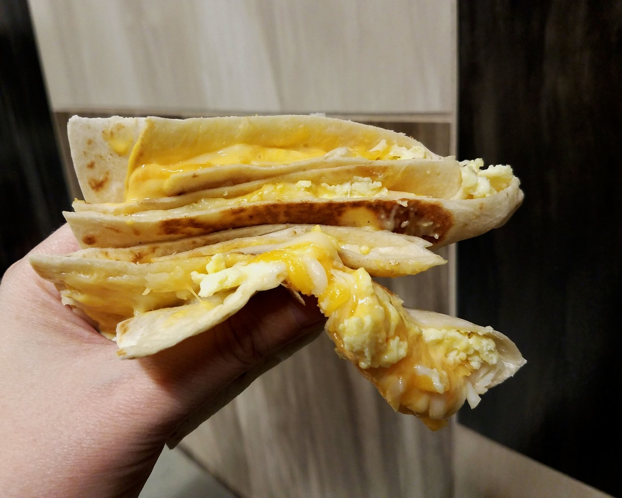 Christmas Breakfast Stackers Taco Bell Just Brought Back Ir Fan Breakfast Stackers Taco Bell Breakfast Time 2018 Taco Bell Breakfast Menu Time nice food Taco Bell Breakfast Time