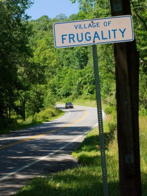 Misconceptions about frugality