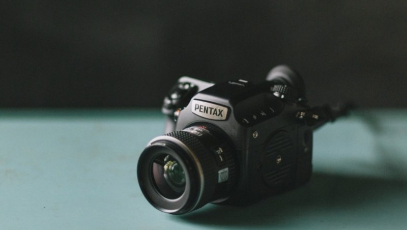 Large Of Medium Format Digital Camera