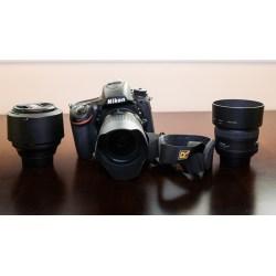 Small Crop Of Nikon D610 Vs D750