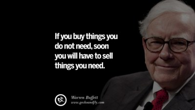 12 Best Warren Buffett Quotes on Investment, Life and ...