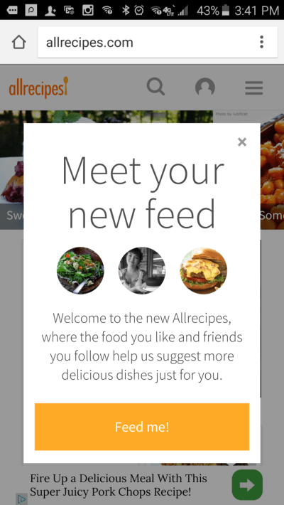 After 18 years, Allrecipes reinvents itself as 'food-centric social network' – GeekWire