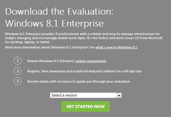 windows 8.1 enterprise download