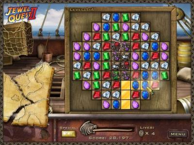 Jewel Quest II Online Free Game | GameHouse