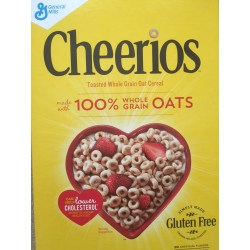 Small Crop Of Gluten Free Cereal