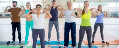 Get Into Group Fitness Classes - Gluten-Free Living