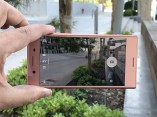Sony Xperia XZ Premium Bronze Pink hands-on
