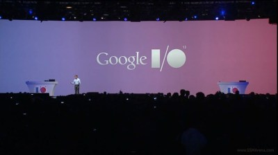 Google I/O 2013 keynote now available on YouTube