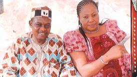Their parents, Mr and Mrs.  Nwankwo