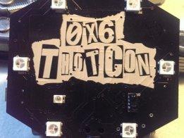 Thotcon 0x06 Badge Hacking
